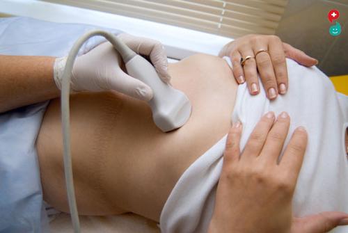 Abdominal Ultrasound Test