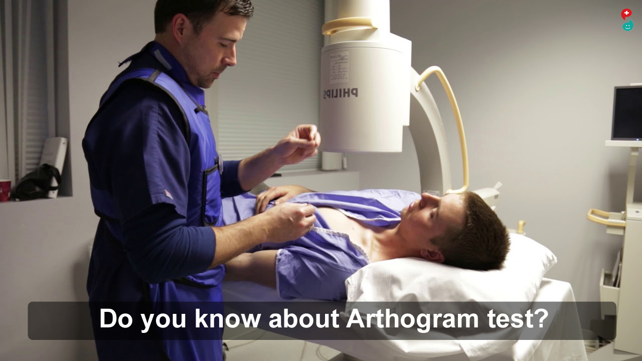 Arthrogram Test