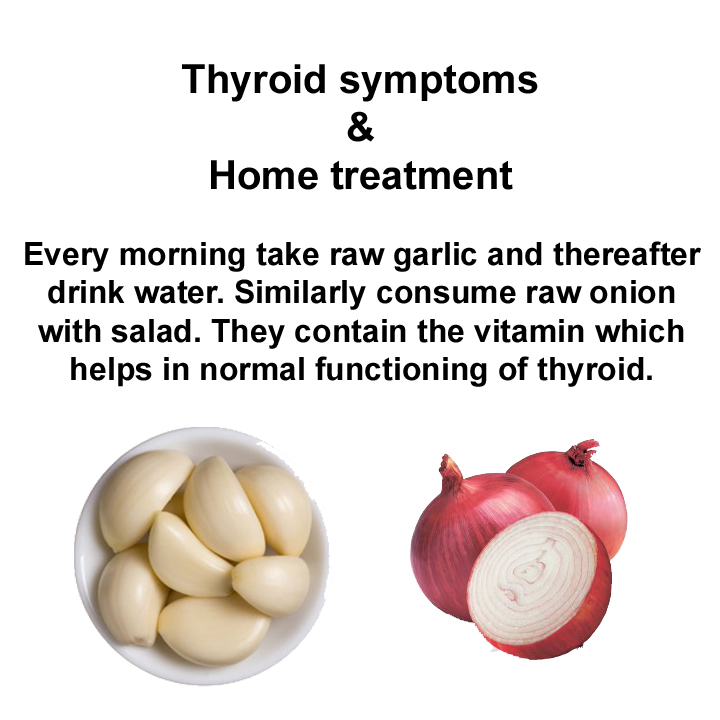 Thyroid Precautions