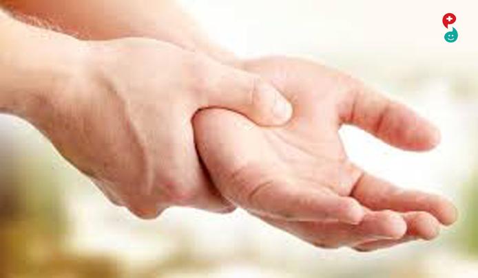 हातांची थरथर