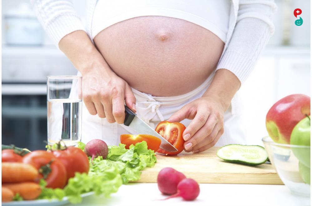 गर्भावस्तेत भूक कमी होणे