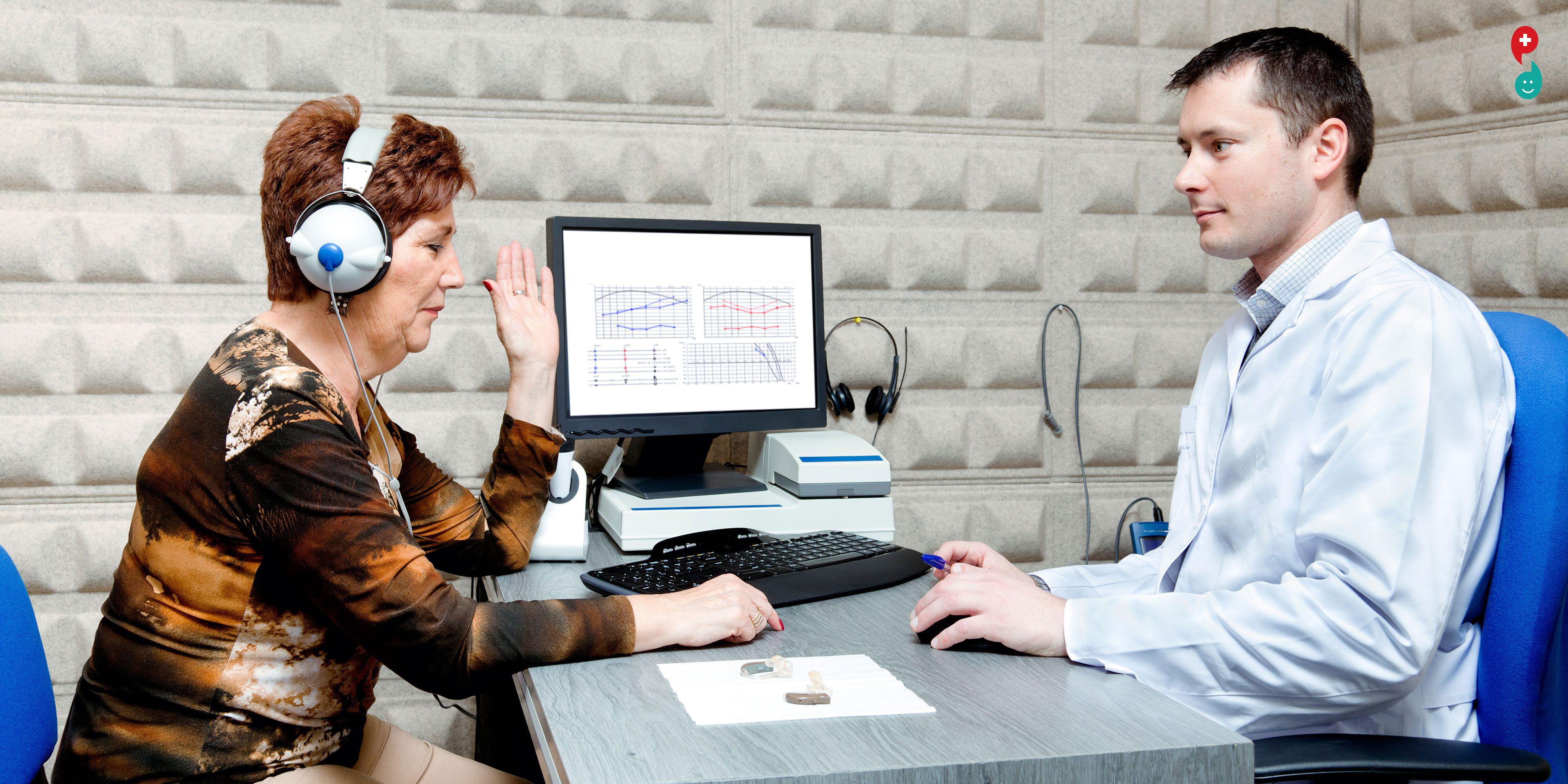 ऑडिटरी ब्रेनस्टमेंट इव्होकेड पोटेंशियल (एबीईपी) चाचणी