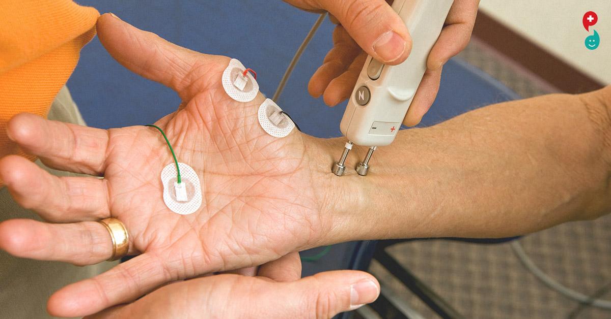 कार्पल टनल सिंड्रोमसाठी शारीरिक परीक्षा