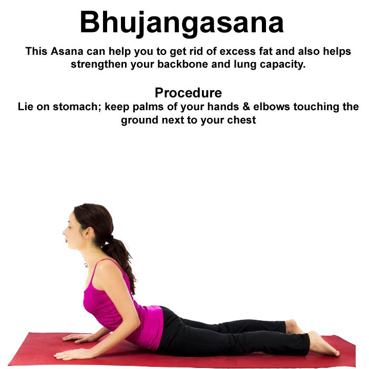 Yoga Asanans