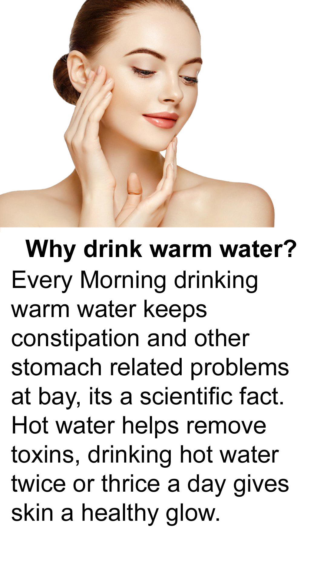 Why Drink Warm Water
