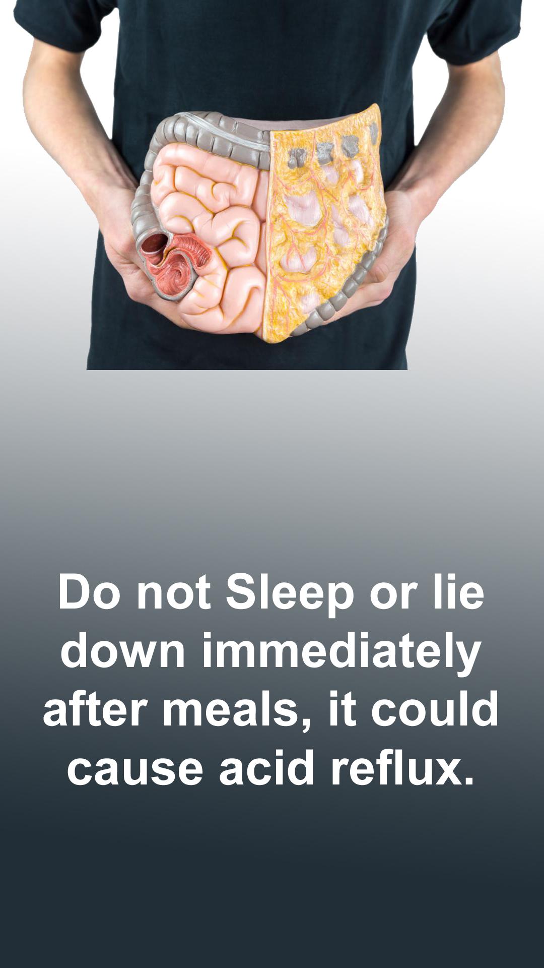 Digestion Improvement