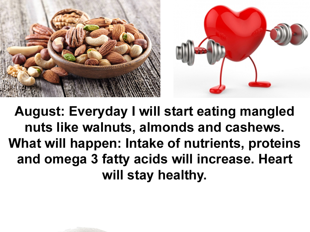 Healthy Living Plan