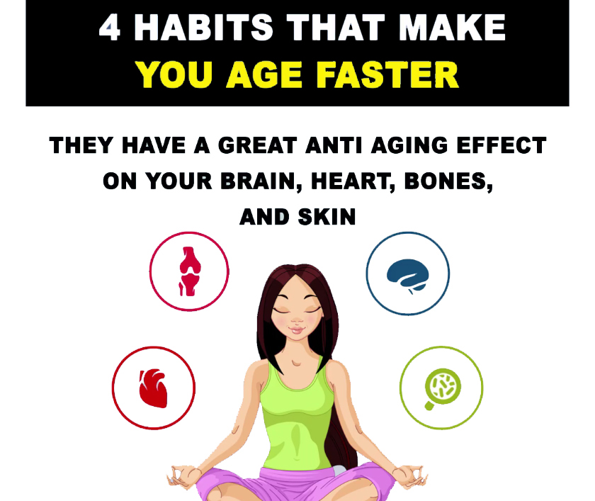 Healthy Habits to Slow your Aging