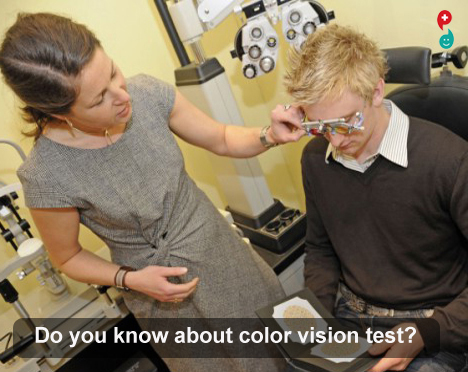 Color Vision Tests
