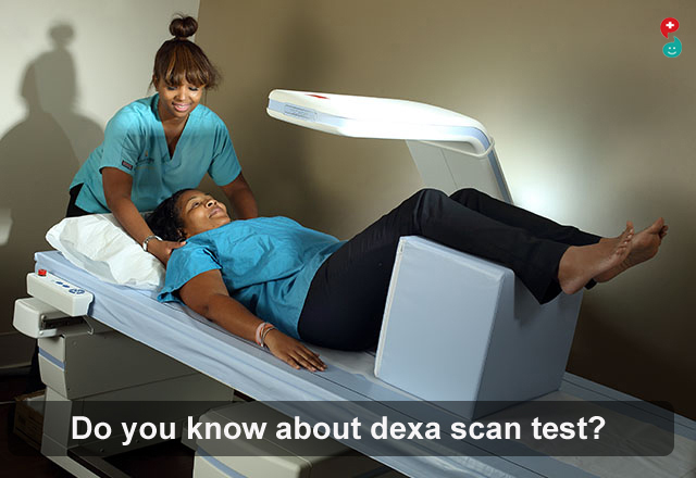 DEXA Scan Test