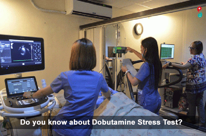 Dobutamine Stress Test