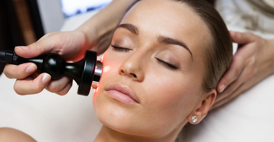 Laser Skin Resurfacing Test
