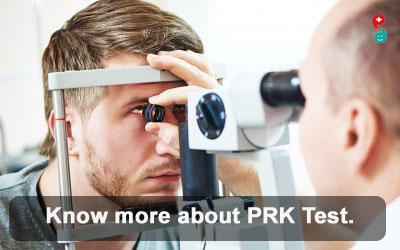 Photorefractive Keratectomy (PRK) Test