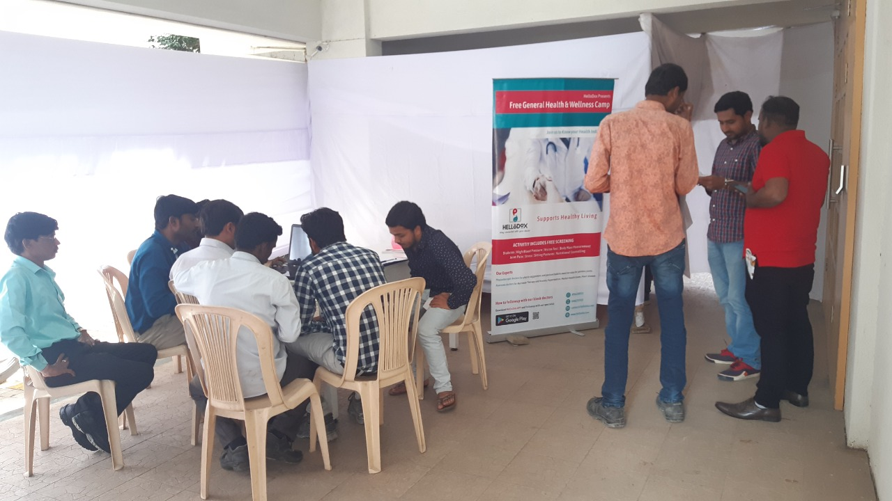 Healthcamp at Triangular Automation