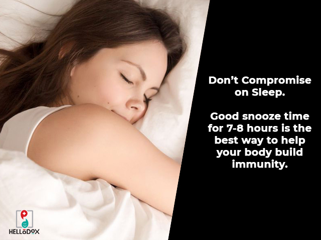 Build Your Body Immunity