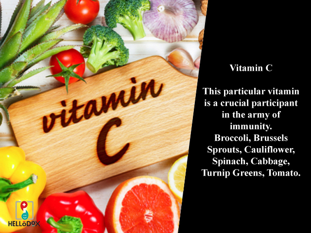Improve Body Immunity