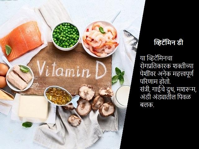 निरोगी पोषण आणि रोग प्रतिकारशक्ती