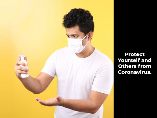 Protect Yourself and Others from Coronavirus.