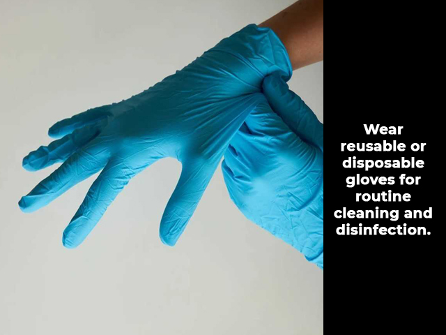 Cleaning and Hygiene Tips to Help Keep the COVID-19 Virus out of your Home?