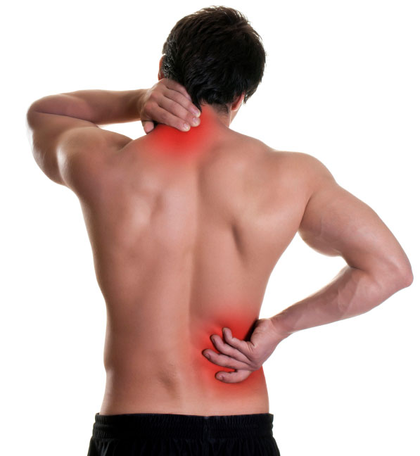 Four Causes Of Back Pain And Neck Pain!