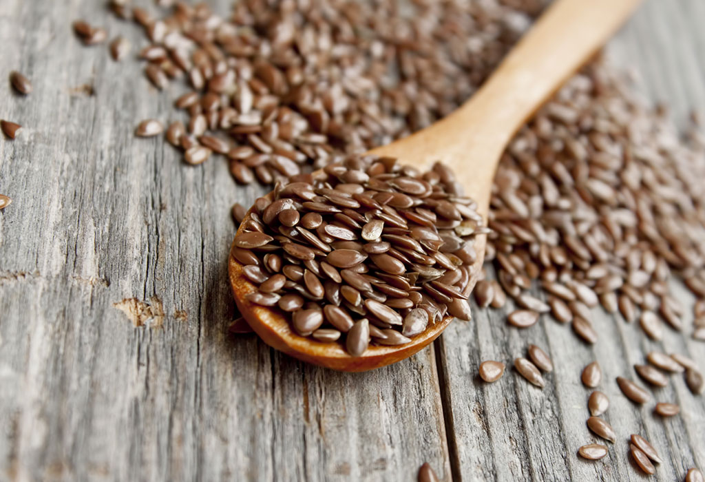 Flax Seeds (Alsi) - 6 Health Benefits You Never Knew!