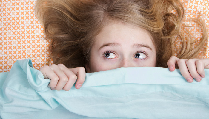Anxiousness In Kids - How To Cope With It?