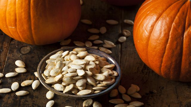 4 Health Benefits Of Pumpkin Seed!