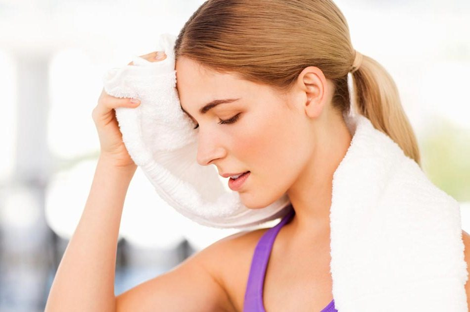 Excessive Sweating - Lifestyle Changes That Can Help Manage It!