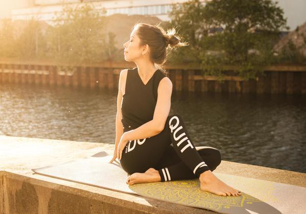 Practice Karma Yoga Poses to Improve Spiritual Growth
