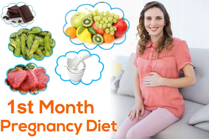 1st Month Pregnancy Diet - Which Foods To Eat And Avoid?