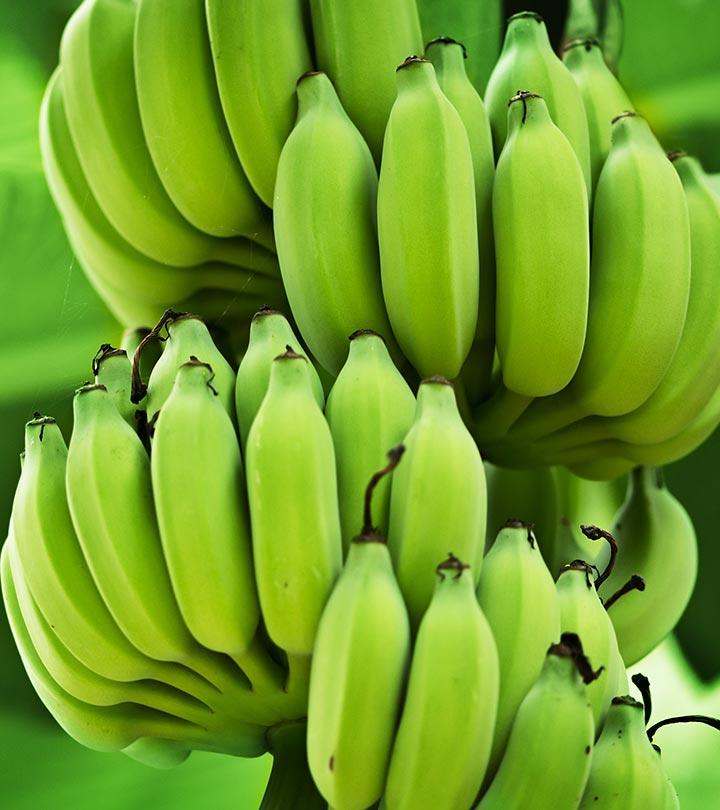 कच्ची केळी खाण्याचे फायदे