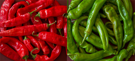 Red Chili Vs Green Chili : What's Hot?