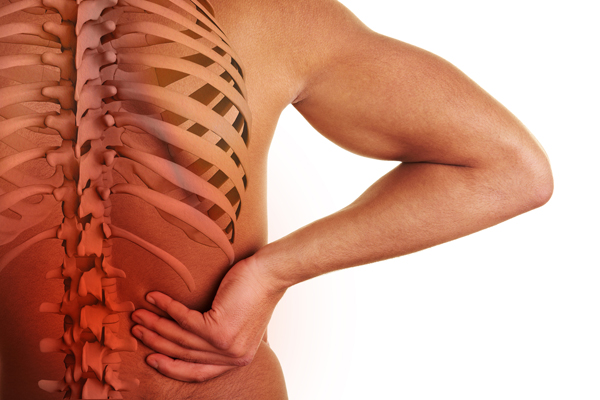 Middle Back Pain - 13 Causes Of It!