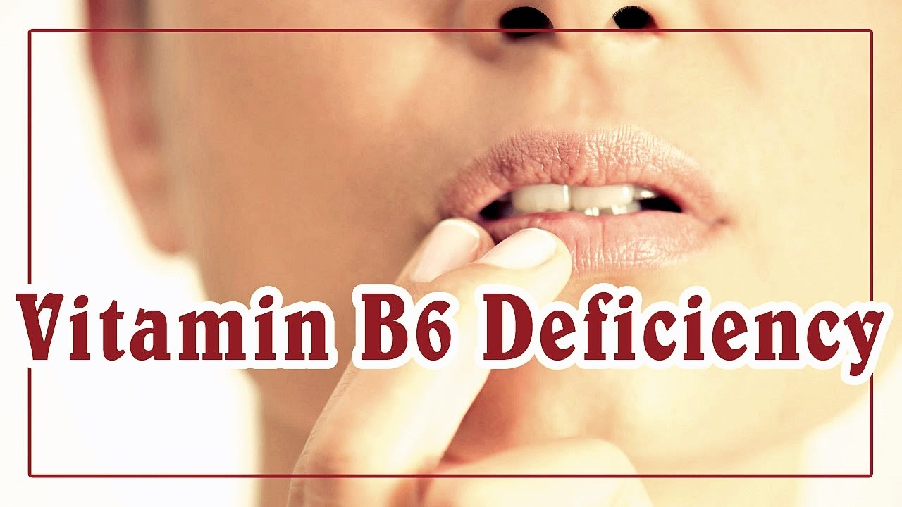 Vitamin B6 Deficiency- Signs You Are Suffering From It!