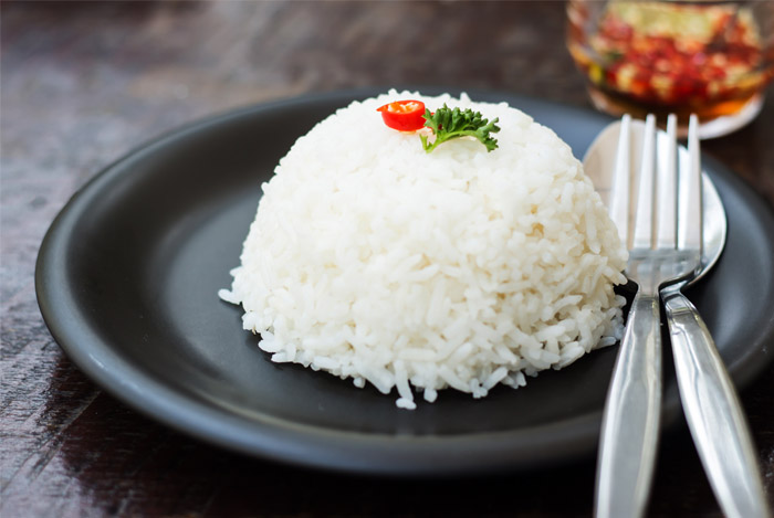 Are you Pregnant? Stop Eating White Rice to Prevent Your Kid from Obesity