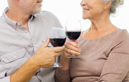 Alcohol Consumption May be Linked With Loss of Muscle Mass in Older Women