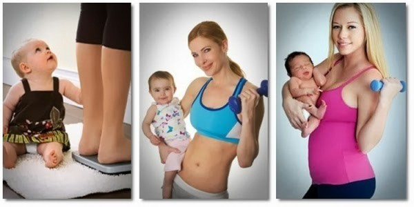 How To Lose Weight After Child Birth