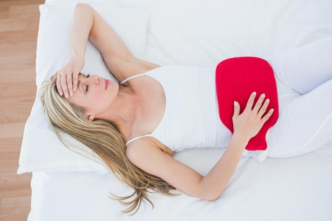 Seven Brilliant Home Remedies for Period Pain