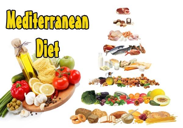 Mediterranean Diet May Help Women Live Longer, Healthier Lives