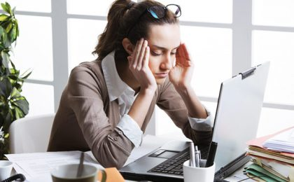 What To Do When You Suffer From Migraine At Work?