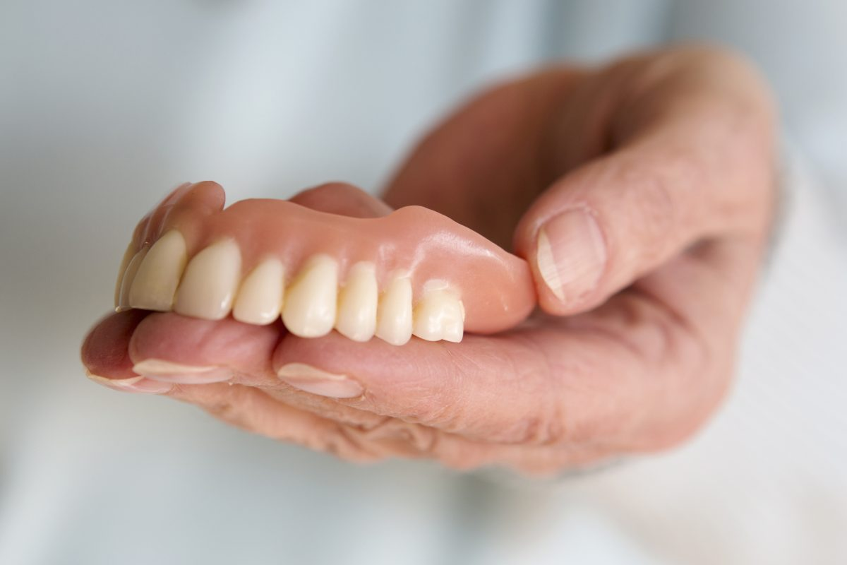 Dentures - Know How To Take Care Of It!