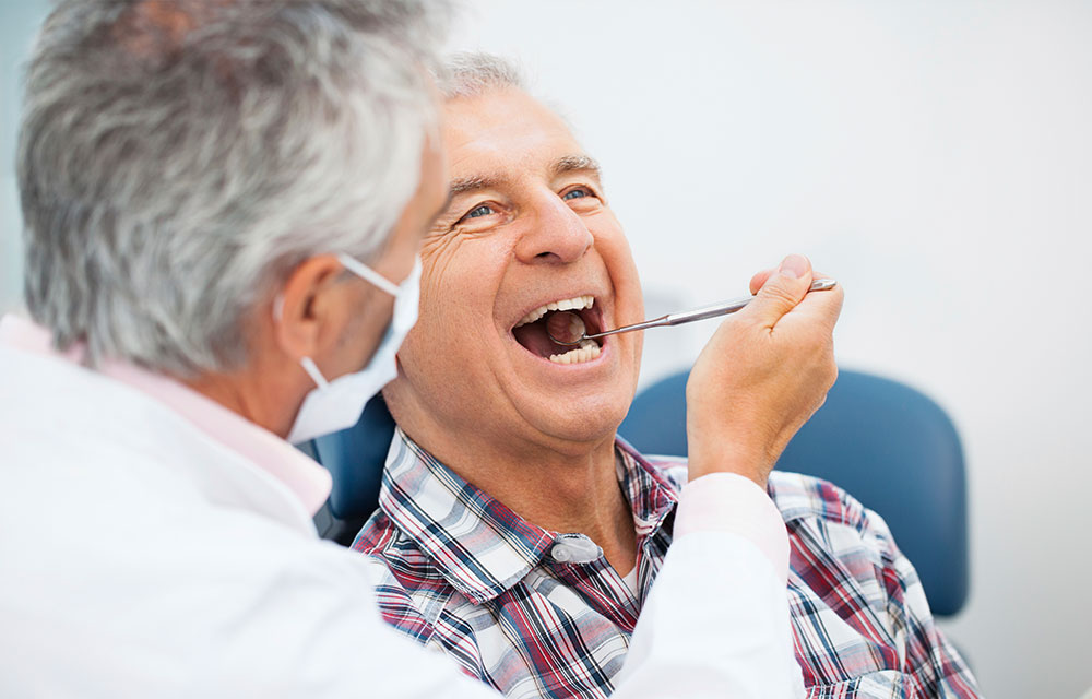 Are You Taking Care of Your Aging Parents Dental Needs?
