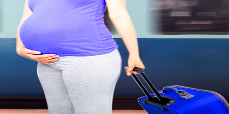 गरोदर स्त्रियांंसाठी विमानप्रवास सुरक्षित आहे का ?