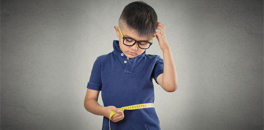 Is Your Kid Having the Right Weight?