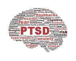 World Trauma Day .... Five  Ways To Manage Post Traumatic Stress Disorder!