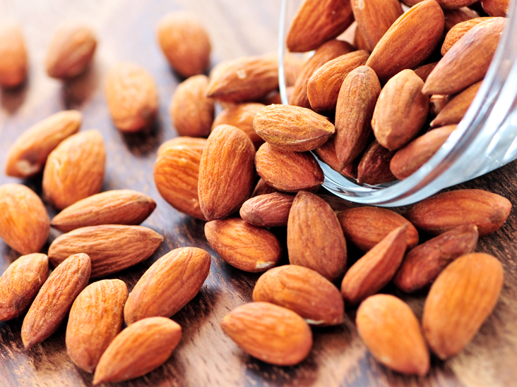 Almonds - What Happens When You Eat Them Everyday?