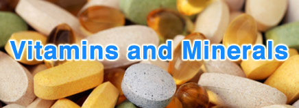 Vitamins & Minerals For Your Everyday Need