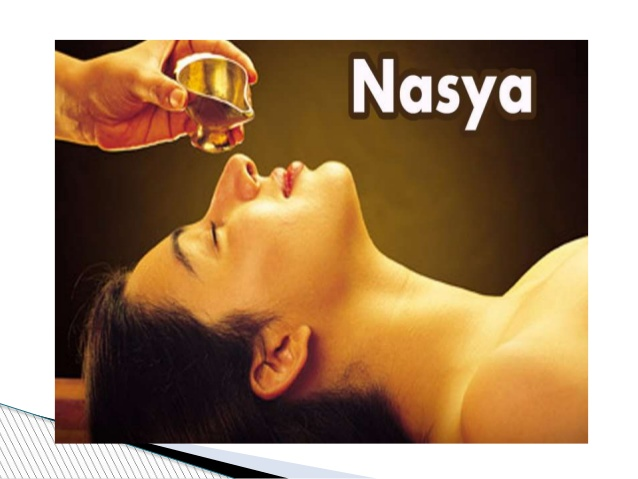 Nasya Treatment - Know How Beneficial It Can Be!