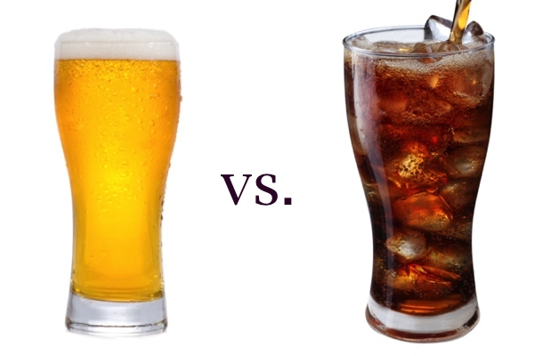 Alcohol Vs Soft Drinks - Which Is More Harmful?