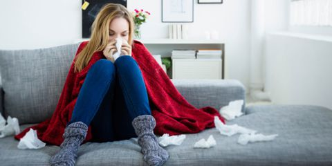 Influenza - Know Its Symptoms & Treatments!